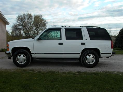 1997 Tahoe Specs  Autos Post