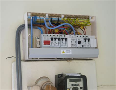 Fusebox Replacement New Consumer Units