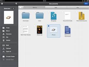 readdle documents un gestionnaire de document pour ipad With documents par readdle