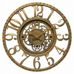 Steampunk Clock Fun & Fashionable Home Accessories And Decor