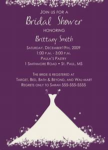 bridal shower invitation verbiage bridal shower With wedding shower invite wording
