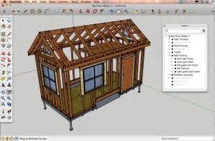 haus design software designing a tiny house in sketchup tutorials resources naj haus