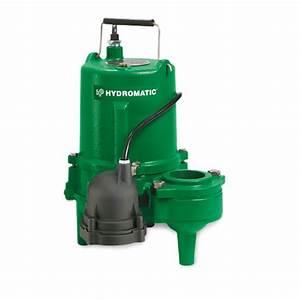 Hydromatic Pump