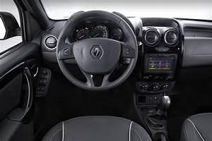 Interieur Duster 2018 : renault duster oroch 2018 panel interior autos actual m xico ~ Medecine-chirurgie-esthetiques.com Avis de Voitures