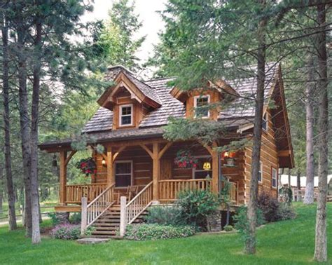 Our Favorite Exteriors | News | Log Cabin Homes | Log ...