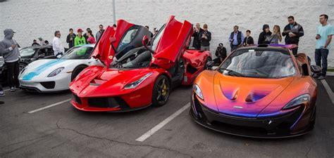 Lamborghini Newport Beach January 2016 Supercar Show