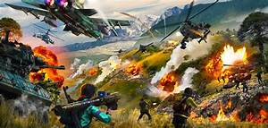 Designs By Just Cause 4 Concept Art And Design By Mood Visuals