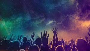 Be Lifted High in Praise Church Worship Background | Forks ...