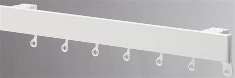 swish deluxe plastic uncorded curtain track just poles