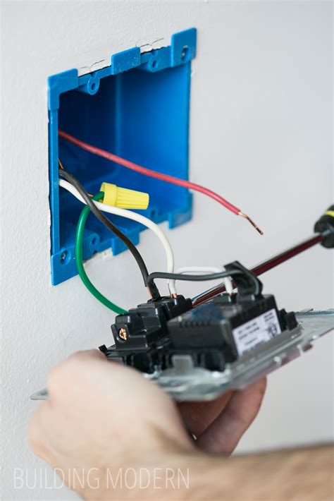 How Install Legrand Light Switches Way