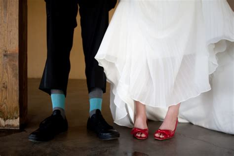 colored wedding shoes a colorful diy wedding the sweetest occasion
