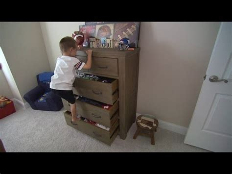toddler easily pull  furniture  ikea issues