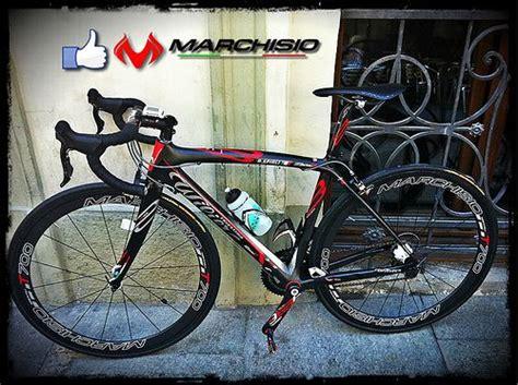 Usato bicicletta specialized epic comp usata. Bici di Spirli René con ruote Marchisio T700 Tubular 50mm ...
