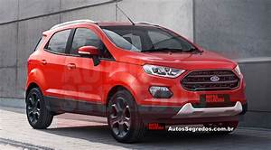 New 2017 Ford Ecosport India Launch, Price, Images, News