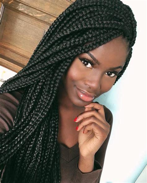 tresse africaine coiffure simple  facile