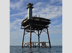 The Tower! Just Too Cool! Oak Island NC Vacation Guide