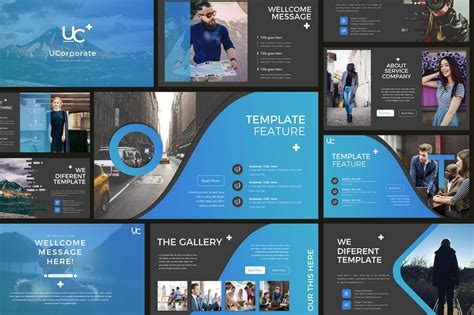 cool powerpoint templates design shack