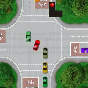 Traffic Lights Sequence  U2013 Driving Test Tips