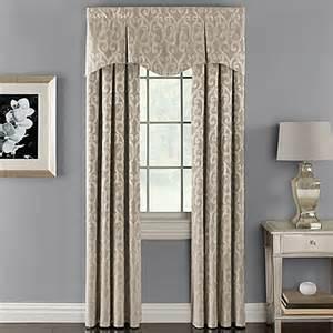 lyra rod pocket window curtain panel bed bath beyond