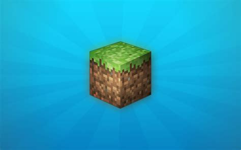 Minecraft Grass Block Wallpaper Minecraft Wallpaper Maker Pixelstalk Net