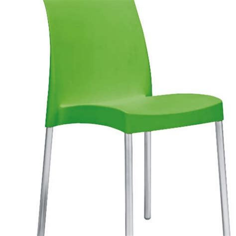sedia scab scab design sedia in plastica impilabile da esterno