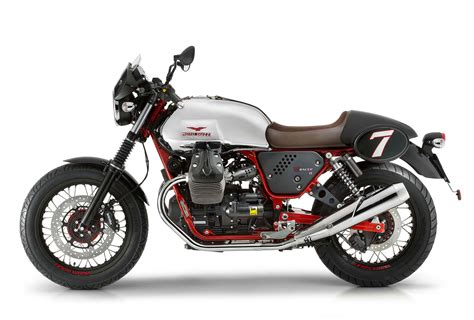 Review Moto Guzzi V7 Ii by 2015 Moto Guzzi V7 Ii Racer Review