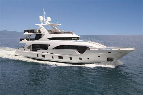 Yacht Boat by Yacht Incontatto Benetti Tradition Supreme 108