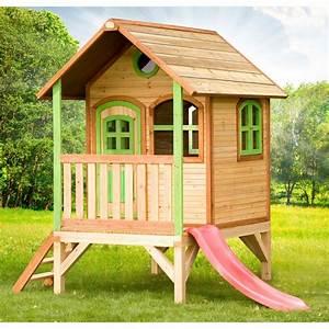 Maison Bois Pour Enfant : cabane de jardin enfant tom axi eden deco ~ Premium-room.com Idées de Décoration