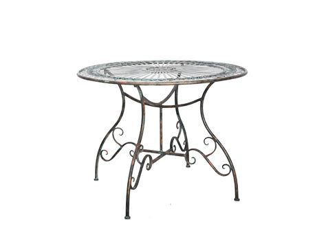 awesome salon de jardin table ronde en fer forge pictures awesome interior home satellite
