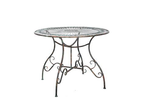 table et chaises de jardin en fer awesome salon de jardin fer forge vert gallery awesome interior home satellite delight us