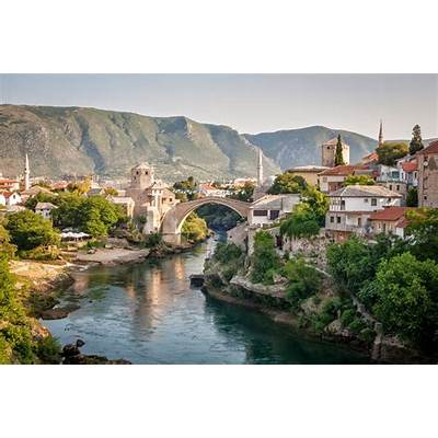 VacationTravelAdventure: Stari Most v.2 Mostar Bosnia