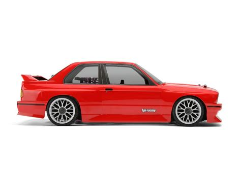 Pacer Lights by Hpi 17540 Bmw M3 E30 Clear Body 200mm L 248 Ten Rc Shop As