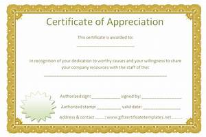 Retirement Certificate Free Printable Certificates | Party ...