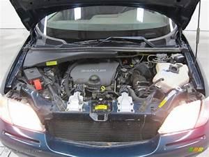 1998 Pontiac Trans Sport Standard Trans Sport Model Engine