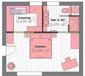 Plan Maison 4 Chambres Avec Suite Parentale : plan d 39 une suite parentale de luxe plans maisons ~ Melissatoandfro.com Idées de Décoration