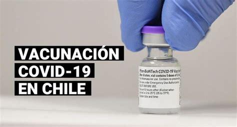 Calendario, grupos, tipos de vacuna. COVID-19: Chile iniciará la vacunación contra el coronavirus este jueves 24 de diciembre   VIDEO ...