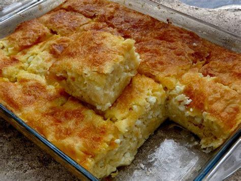 gibanica serbie cheesecake salé la tendresse en cuisine