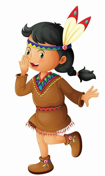 Indian Clipart Indians Doll Transparent Clip Dolls
