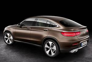2017 Mercedes Benz GLC Coupe Sits Still With Most Of Its