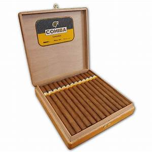 Buy Cohiba Cuban Cigars from Cigars Unlimited SW London