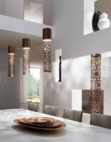 martini illuminazione pendant l contemporary steel led ego by giiero