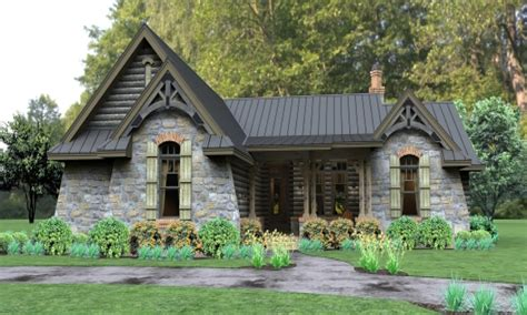 cottage house plans one single cottage house plans single house