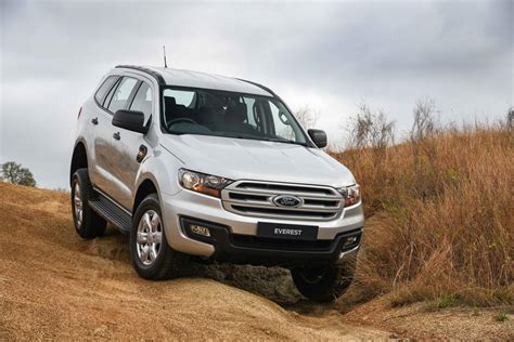 Ford Everest Expanded Range 2018 Specs Pricing Cars