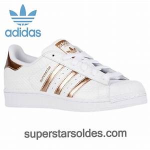 Adidas Superstar Rose Blanc thermibat fr