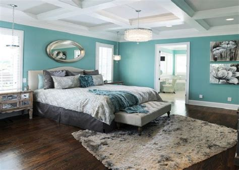 cool drizzle blue sherwin williams contemporary master bedroom color paint ideas   home