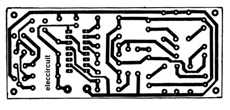 Electronic Dice Circuit Using Eleccircuit