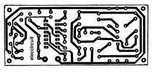 Electronic Dice Circuit Using Cd4017