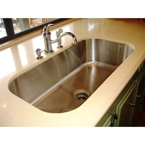 stainless steel kitchen sinks 30 inch stainless steel undermount single bowl kitchen