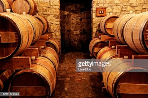 wine cellar stock photo getty images