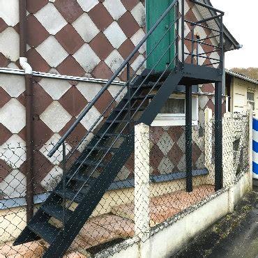 e bureau uha escalier exterieur metallique 28 images quelques liens